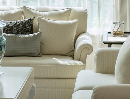 sofa pads uk large pillows for sofas azura soft furnishings ltd