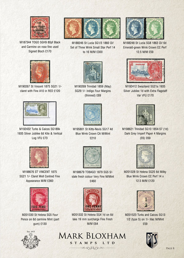 And Foreign Commonwealth Office Stamp