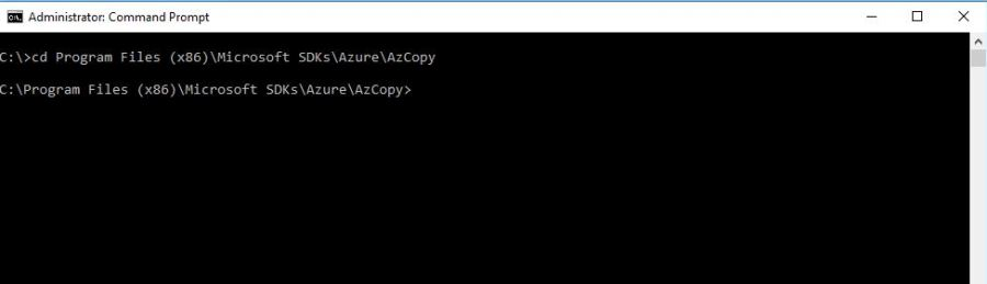File Server Migration to Azure Using Azcopy Utility | Azure4you By