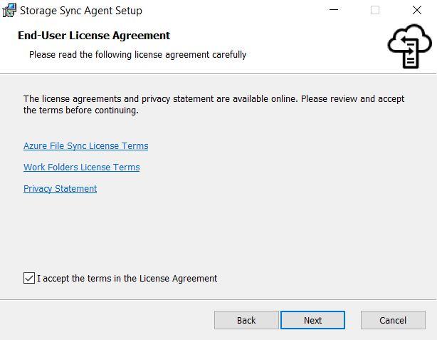 file sync setup2