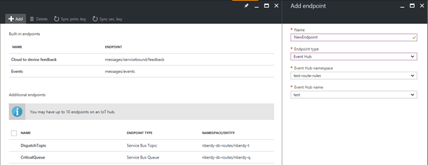 Azure IoT Hub message routing dramatically simplifies IoT