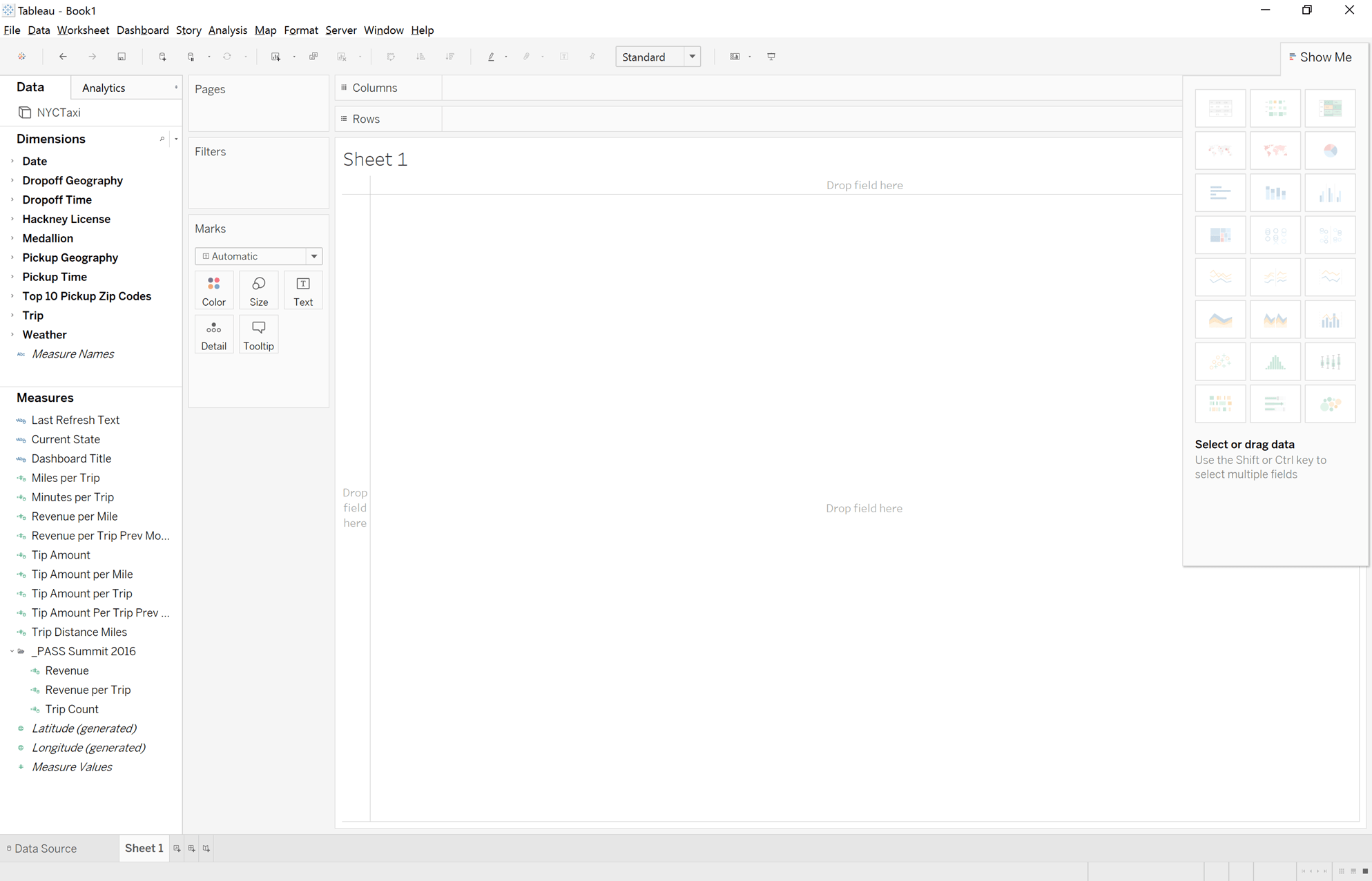 Connect Tableau to an Azure Analysis Services server