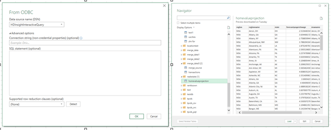 Azure HDInsight Interactive Query: Ten tools to analyze