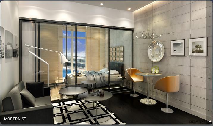 Azure Urban Resort Residences Interior Designs