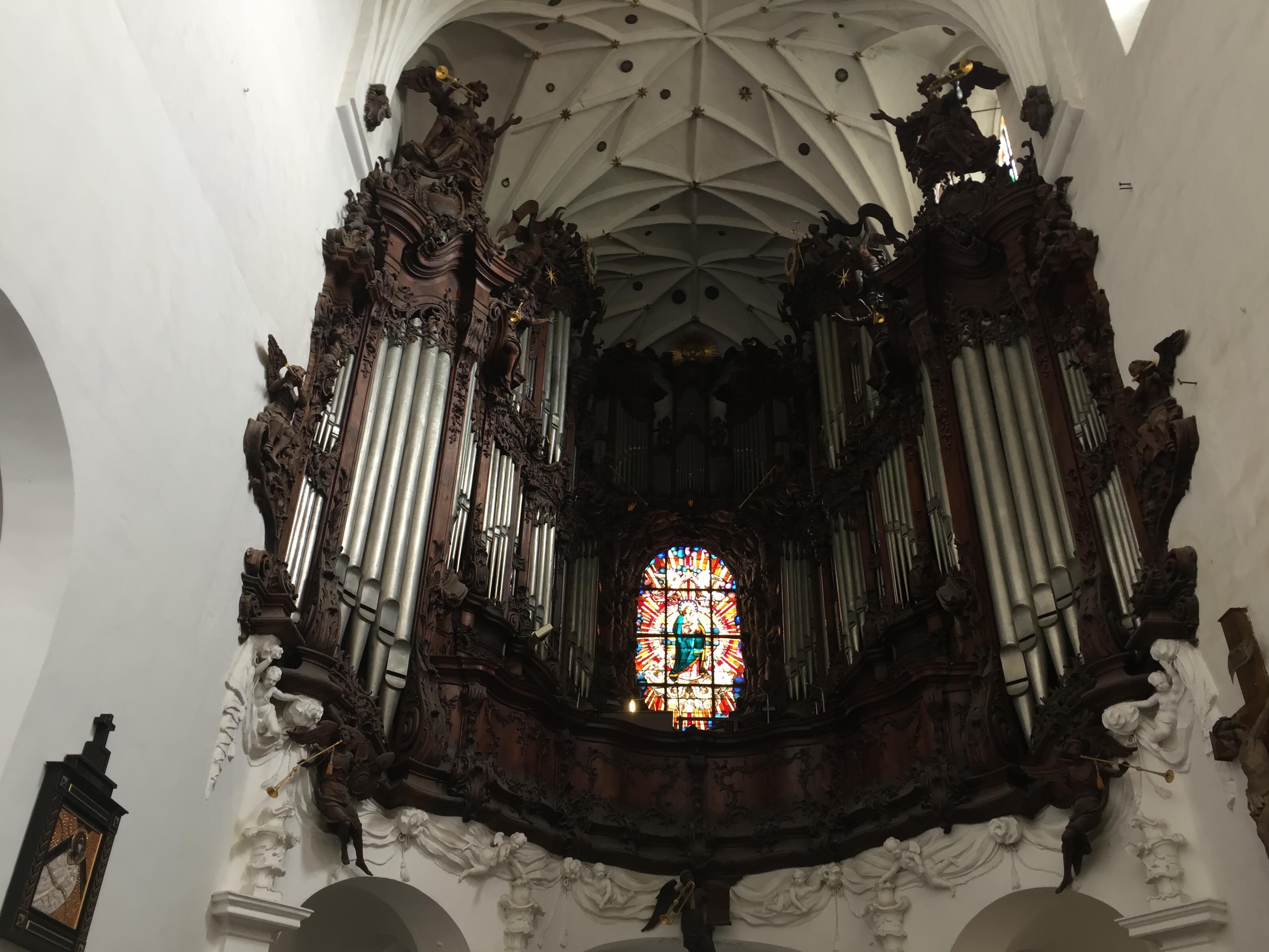 Oliwa Cathedral Organ – Gdansk, Poland