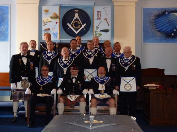 Azure Officers 2016-17