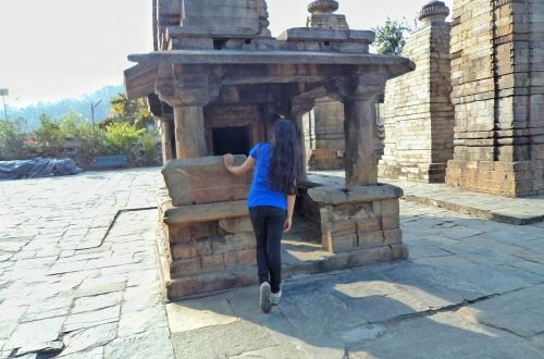 Kausani sightseeing