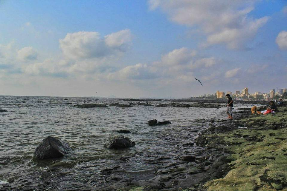 Places to visit in bandra Bandstand 2 - Bandra - Mumbai - Maharashtra - The Azure Sky Follows
