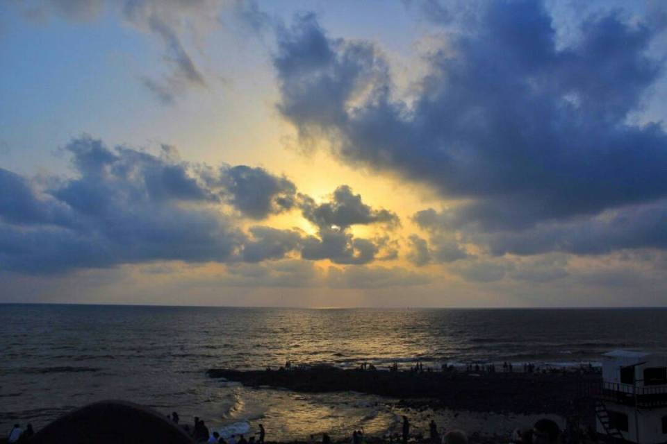 Places to visit in bandra Castella de Aguada 10 - Fort Bandra - Portuguese - Mumbai - Maharashtra - The Azure Sky Follows