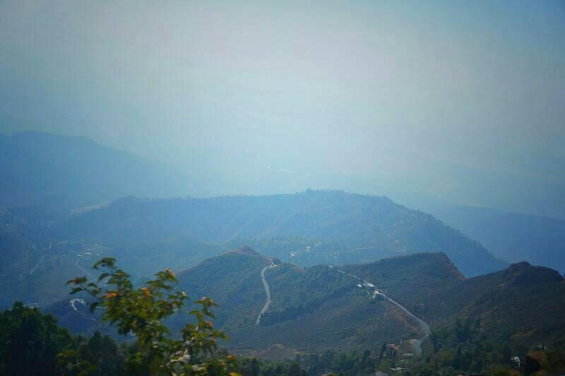Places to visit in Darjeeling 8- The Azure Sky Follows - Tania Mukherjee