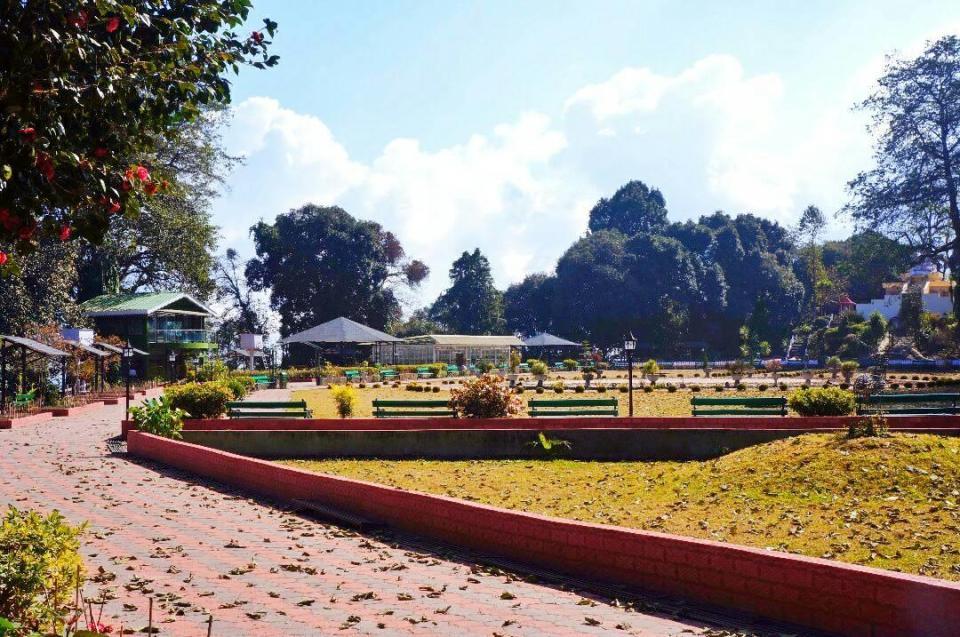 Places to visit in Darjeeling Nightingale's Park 4- Darjeeling- The Azure Sky Follows - Tania Mukherjee