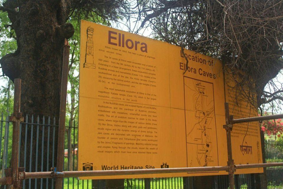 Ajanta Ellora tour Ellora caves misc - 1