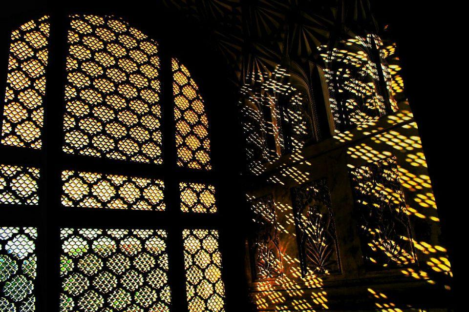 Aurangabad Taj Mahal 50 Bibi ka Maqbara Aurangabad Azure Sky Follows Tania