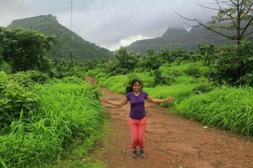 13 kalavantin Durg trek - Maharashtra India - Azure Sky Follows