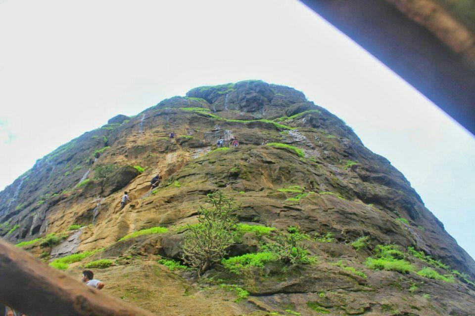 95 kalavantin Durg trek - Maharashtra India - Azure Sky Follows