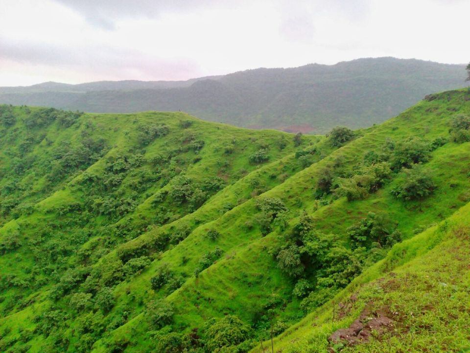 51 Azure Sky Follows - Tania Mukherjee Banerjee -Kharghar hills -Mumbai-Travel Blog