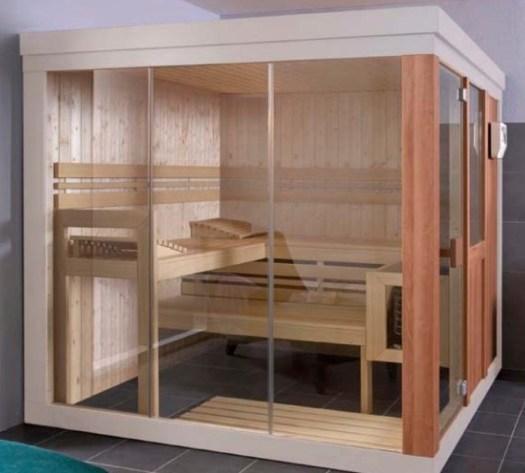 Sauna 6 personnes
