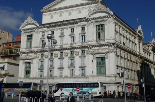 Поехать в Ниццу в Оперу. Фото из интернета