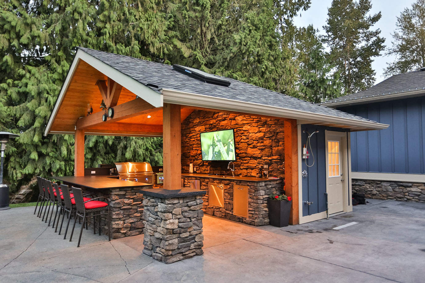 Success Story  Abbotsford Family Oasis  Azuro Concepts