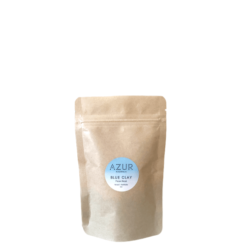 Blue Clay Mask Refill Pouch