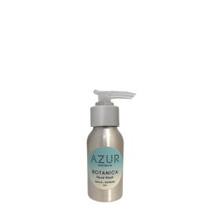 Travel Handwash Aluminium Bottle