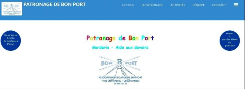 patronagedebonport.fr