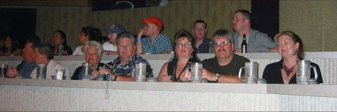 Azusa Alumni Vegas Trip  2003
