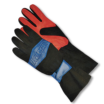 Nomex & Leather Gloves