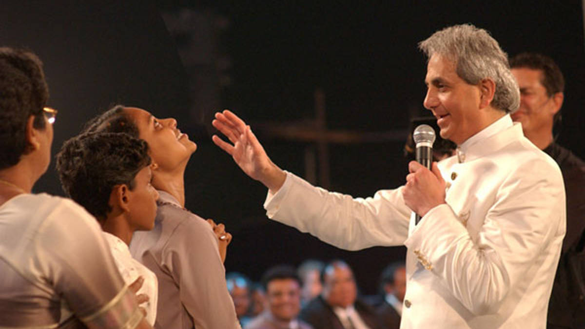 Benny Hinn School of Ministry