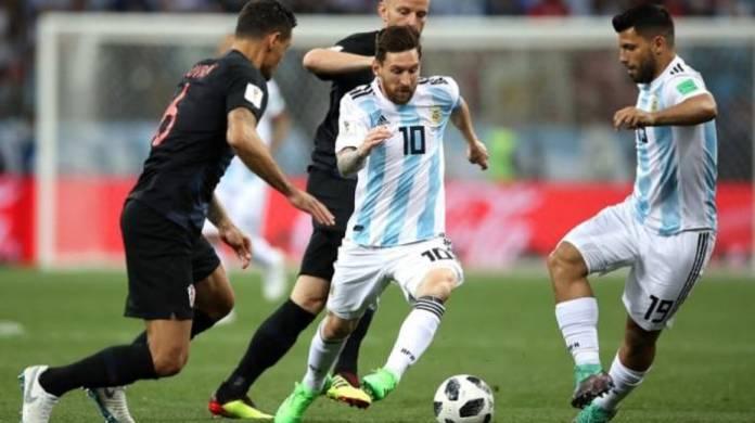 Argentinadan biabırçı məğlubiyyət - Yenilənib