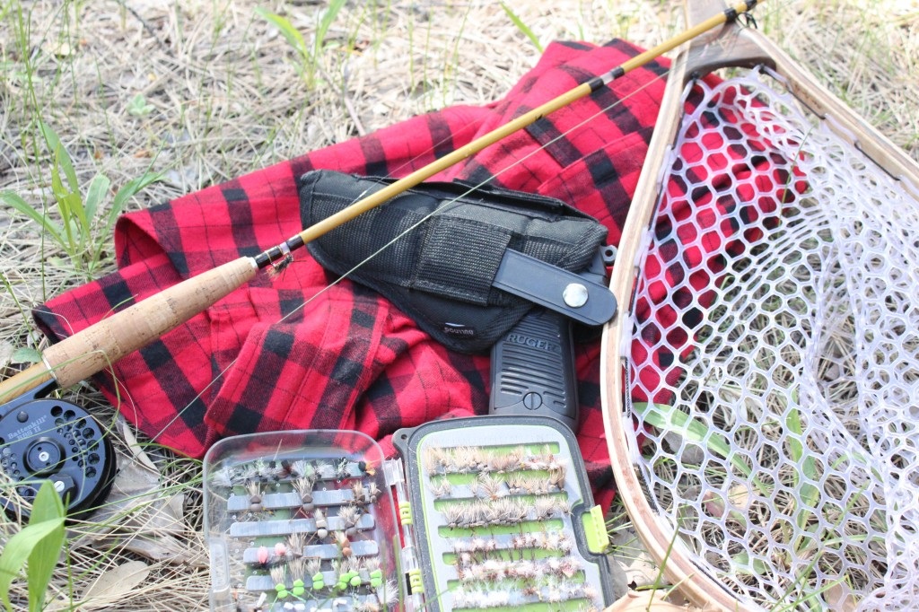 Fly Fishing Gear My small stream essentials  Arizona WanderingsArizona Wanderings