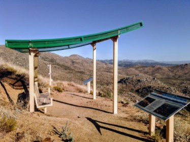 Granite Mountain Hotshots Fatality Site observation deck