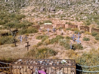 Granite Mountain Hotshots Fatality Site
