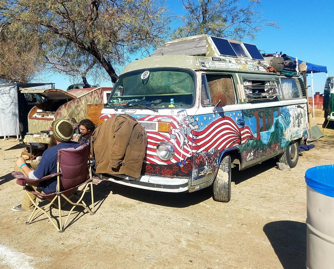 Havasu-hippies