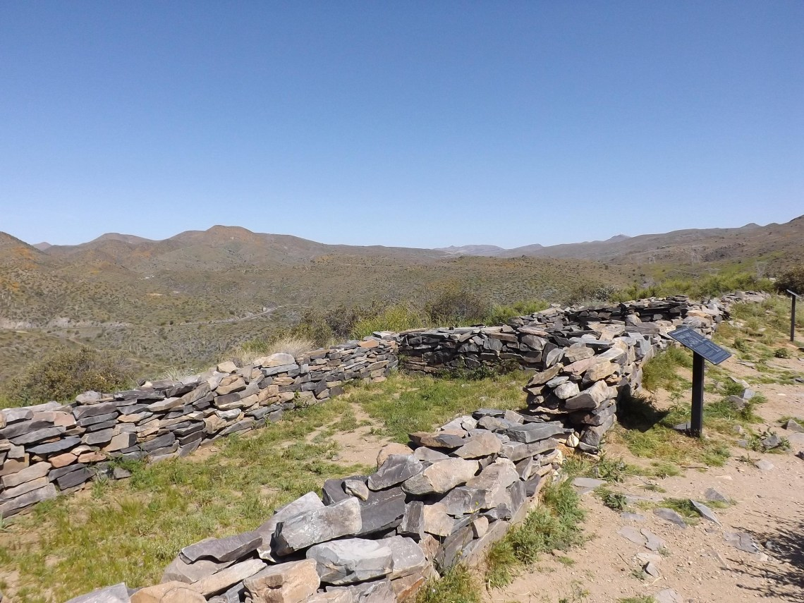 Sears Kay ruins site in Tonto National Forest