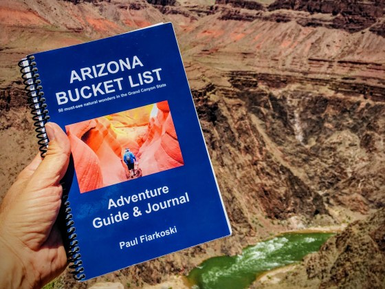 Arizona Bucket List Plateau Point