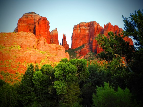 Cathedral rock Sedona, AZ