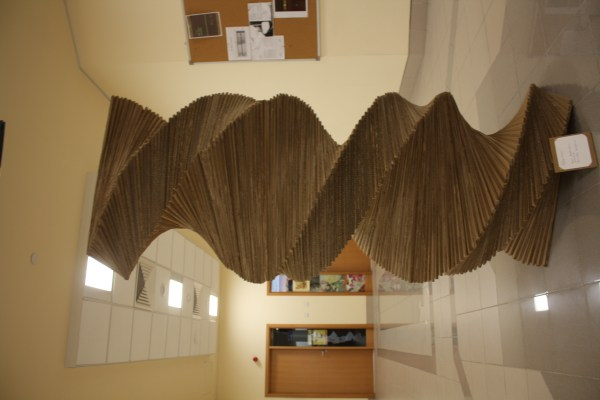 Cardboard Sculpture Projects