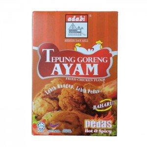 Tepung Goreng Ayam Pedas 100g