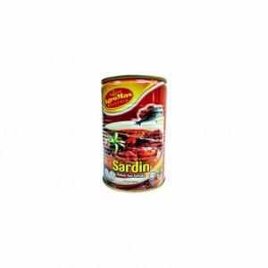 AGROMAS-Sardin-Dalam Sos-Tomato-155g