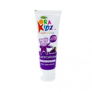 Halagel Ora Kidz Toothpaste Blackcurrant 50g