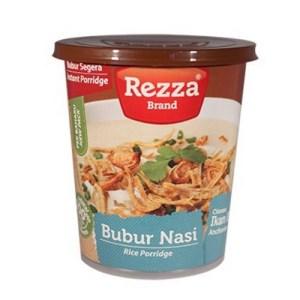 Rezza Bubur Nasi Ikan Bilis