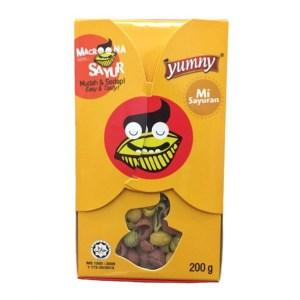 Yumny-Macroona-Sayur-200g