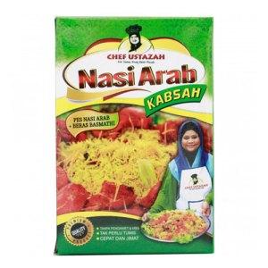 chef-ustazah-nasi-arab-kabsah