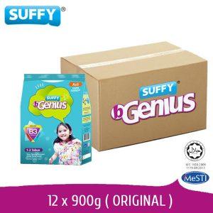 suffy-b-genius-900g-x-12