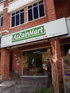 AzZainMart Alam Budiman