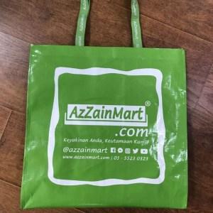 AzZainMart Woven Bag