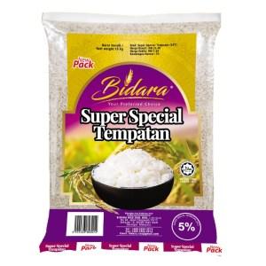Bidara Beras Super Import 5kg
