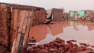 صورة موريتانيا: وفاة طفل وخسائر مادية بسبب الأمطار