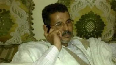 صورة الإعلامي الحاج ولدالرباني في ذمة الله